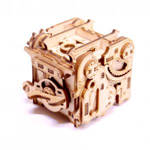 MiniPunk: DIY Puzzle Box Kit