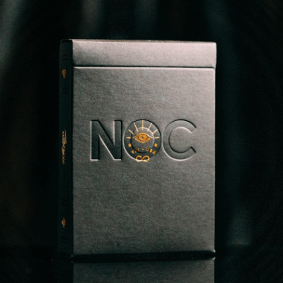 NOC x Midnight Playing Cards