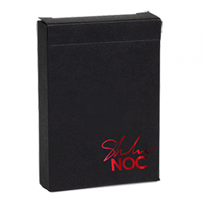 NOC x Shin Lim Playing Cards