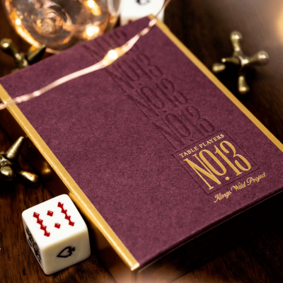 No. 13 Table Players Deck
