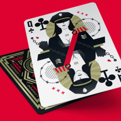 Order Playing Cards Twin Set