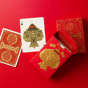Premium Standards Playing Cards