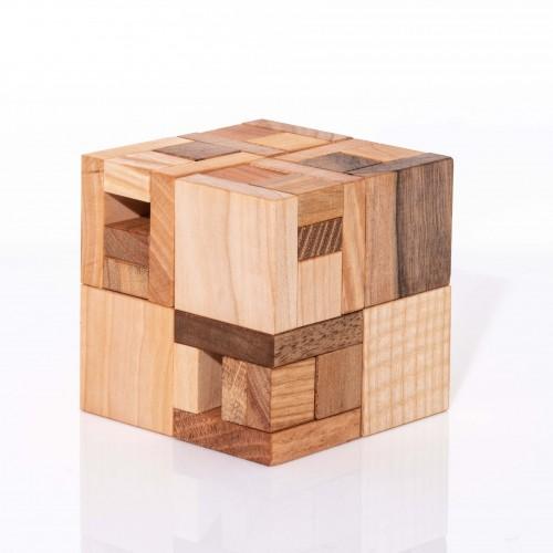 Halfcubes Puzzle