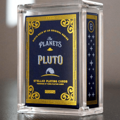 Planets Playing Cards: Pluto