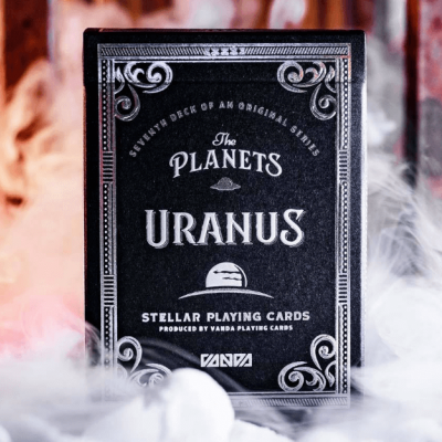 Planets Playing Cards: Uranus