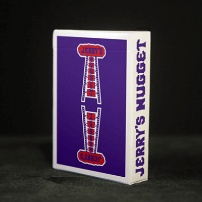 Jerry's Nuggets Playing Cards: Modern Feel