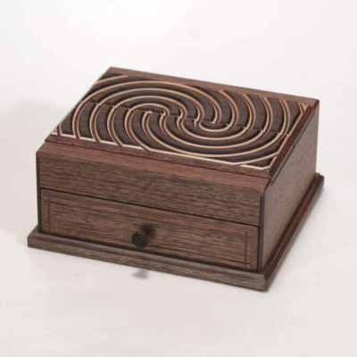 Ripple Out Puzzle Box