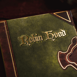 Robin Hood Playing Cards