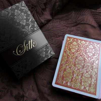 SILK Playing Cards