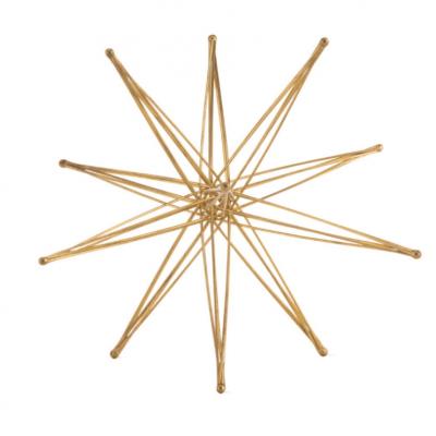 Tetraxis® Star Kinetic Sculptures