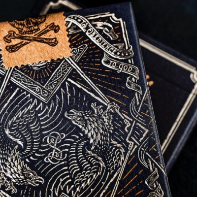 Sons Of Liberty Playing Cards: Blue Edition