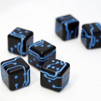 Space Roller Dice: MKII
