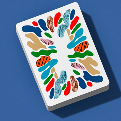 Splash Playing Cards