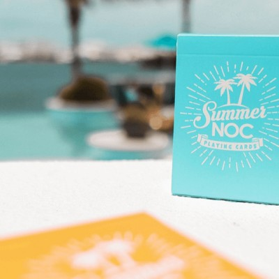 Summer NOC Playing Cards
