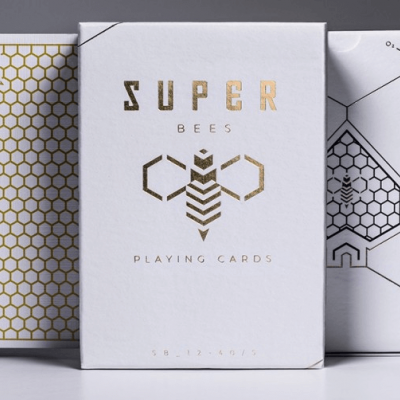 Super Bee Playing Cards