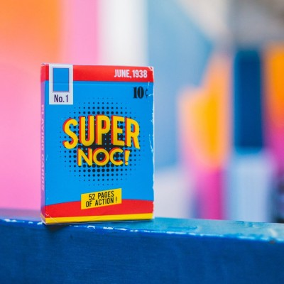 SuperNOC Playing Cards: First Edition