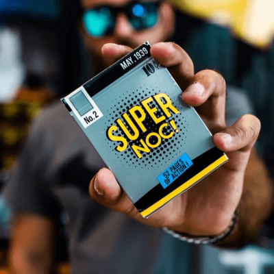 SuperNOC V2 : BATNOCs Playing Cards
