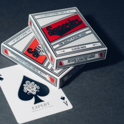 Superior Brand Playing Cards: Classic Back