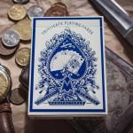 1876 Triplicate Dragon Playing Cards