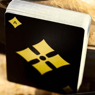 Vanda Playing Cards Golden Edition