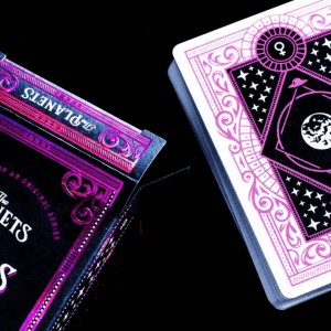 Planets Playing Cards: Venus