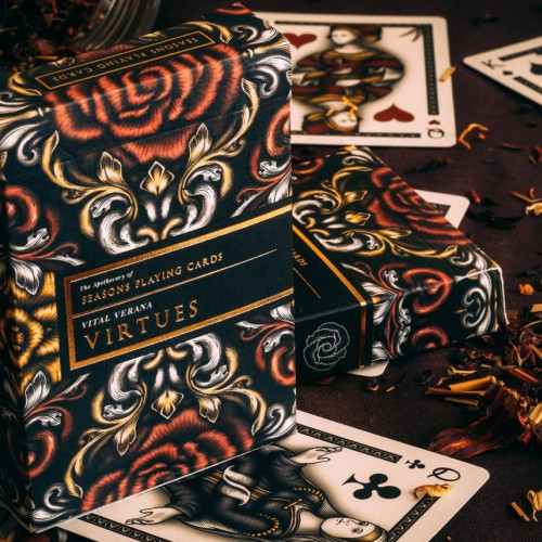 Apothecary II Collection Playing Cards