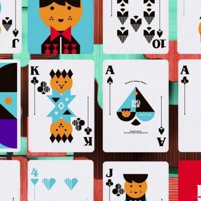 Big Boy No.1 Playing Cards