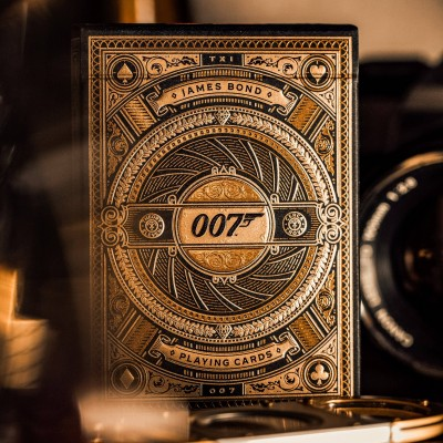 James Bond Playing Cards *PRE-ORDER*