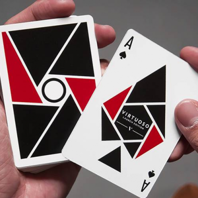 Virtuoso Launch Edition Playing Cards