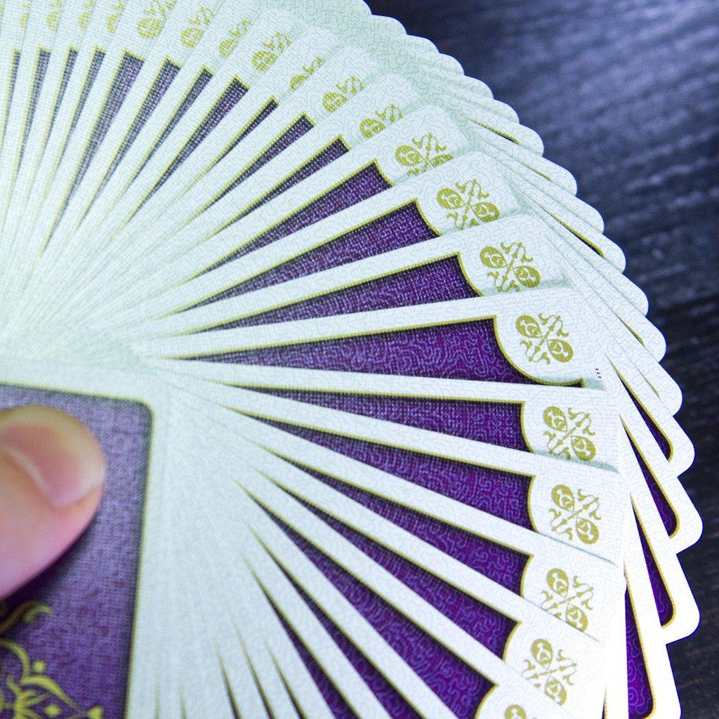 Aurum Sovereign Edition Playing Cards | JP GAMES LTD
